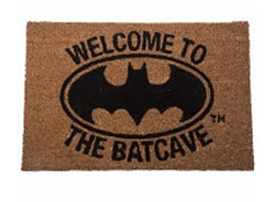 Truffle Shuffle Welcome To The Batcave Welcome Mat