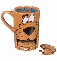 Scooby Do Mug with space for Scooby Snacks