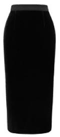 Roland Mouret Arreton Skirt Black