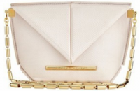 Roland Mouret Mini Classico Blush Bag