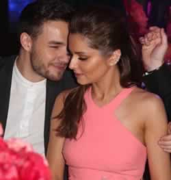 Cheryl and Liam May 2016
