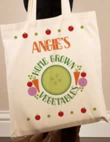 Forever Bespoke Home Grown Tote