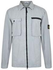 Cruise Stone Island Brushed Cotton Overshirt