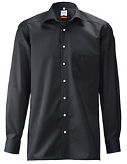 Peter Hahn Black Olymp Luxor Shirt