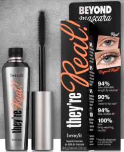 Makeup Cosmetics Best Mascaras Benefit They're Real Mascara