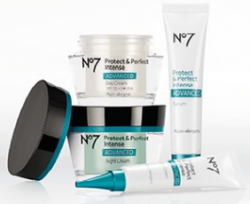 Skincare Boots No 7 anti ageing products