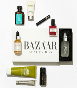Beauty Boxes Harpers Bazaar picks for Latest In Beauty