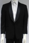 Pierre Cardin Black Dinner Suit Black Tie Events