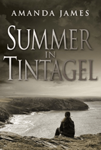Bookclub Books to read Summer In Tintagel by Amanda James