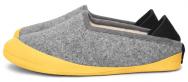 Fashion Larvik dark grey classic mahabis slipper shoes