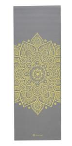 Yoga Outlet Gaiam 5mm Yoga Mat Citron Sundial