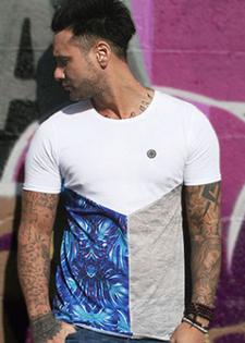 Memoir Apparel Neon Jungle T Shirt