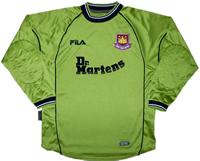 West Ham GK Shirt