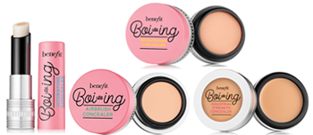 Benefit Boi ing The Concealers