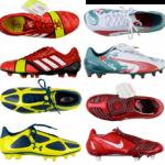Football Boots Selection