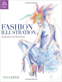 Fashion Illustration Book by Anna Kiper