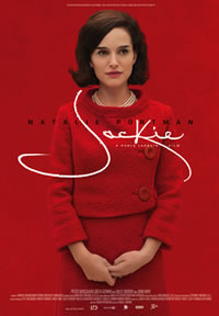 Jackie film movie review