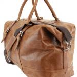 Travel Bags Robinsons Blakeney Tan weekend bag