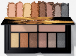 Makeup Cosmetics Smashbox Metallic Eye Shadow Palette