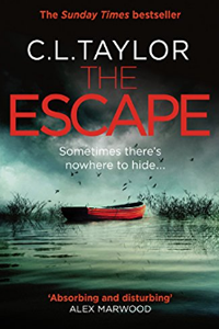 The Escape by C L Taylor June Book Club Pick