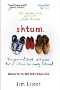 Shtum by Jem Lester FDIY BookClub choice March 2017