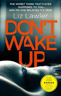 Dont Wake Up debut book Liz Lawler