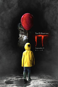 IT film movie poster