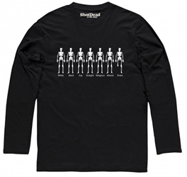 Unisex We Are All The Same long sleeved T Shirt
