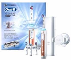 Oral B Genius 9000 rose gold