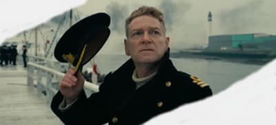 Dunkirk Commander Bolton Kenneth Branagh