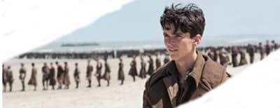 Dunkirk Tommy On The Beach - Fionn Whithead