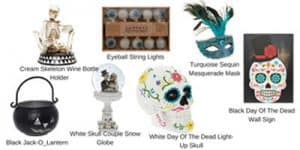 Halloween Theme Gifts Decorations