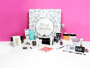 Latest In Beauty Box Advent
