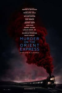 Murder On The Orient Express Film,