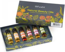 Fushi Natural Beauty Oils Gift Box