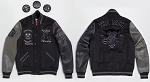Limited Edition Mono Varsity Jacket