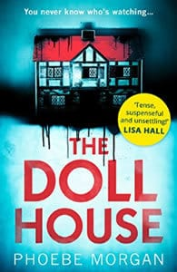 The Doll House debut novel Phoebe Morgan