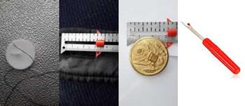fashion DIY Button and Buttonhole tools