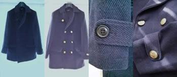 fashipon DIY Coat Button makeover