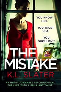 The Mistake by K L Slater