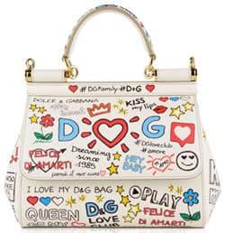 Dolce and Gabbana Sicily Bag