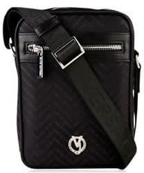 Men's Accessories Versace Logo Messenger Bag
