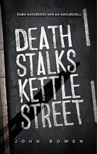 Death Stalks Kettle Street by John Bowen Book Club January 2018