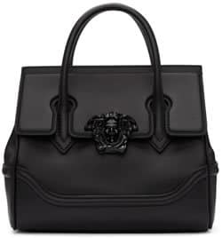 Versace Black Empire Bag