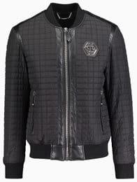 Philipp Plein Kita Ku Quilted Jacket
