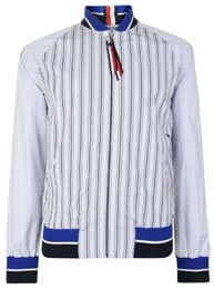 Hilfiger Collection Bomber Shirt Jacket