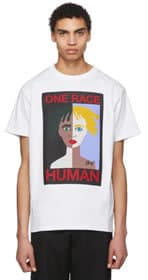 Alyx One Race White T Shirt