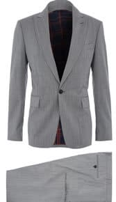Vivienne Westwood Man Grey Suit