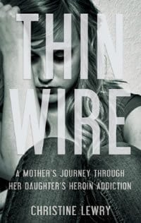 BookClub Thin Wire by Christine Lewry