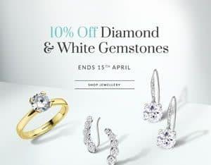 Women's Accessories Diamonds OFFER